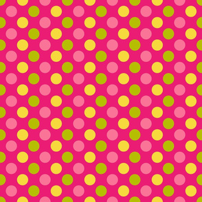 Pink Lemonade Dots