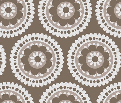 jb_flower_motif_D_rpt fabric by juneblossom on Spoonflower - custom fabric