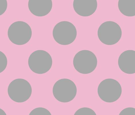 jb_jumbo_dots_17 fabric by juneblossom on Spoonflower - custom fabric