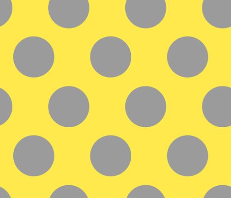 jb_jumbo_dots_13 fabric by juneblossom on Spoonflower - custom fabric