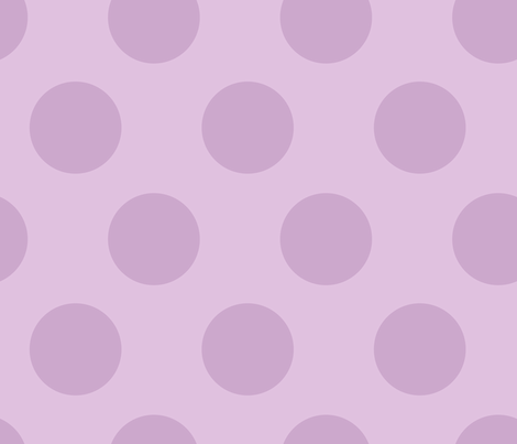 jb_jumbo_dots_11 fabric by juneblossom on Spoonflower - custom fabric