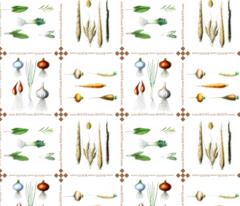 790372_rRoots fabric by suziwollman on Spoonflower - custom fabric