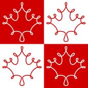 Canadian checkerboard