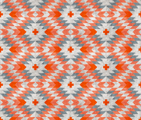 native_summer fabric by holli_zollinger on Spoonflower - custom fabric