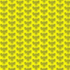 BeeHappy - sm - yellow