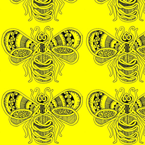 BeeHappy - xl - yellow
