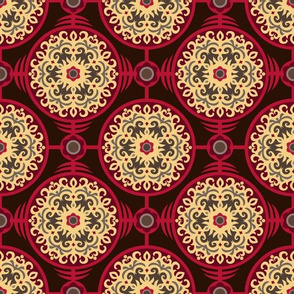 Oriental Persian Ornament