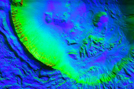 Rr1_bright_gully_deposits_on_mars-full_shop_preview