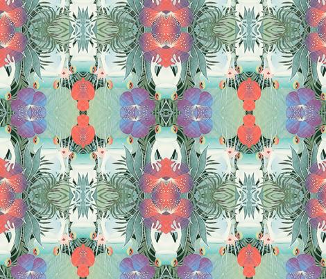 frog kingdom fabric by kociara on Spoonflower - custom fabric