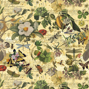 botanical-print-gold