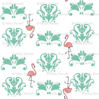Small Flamingo2013