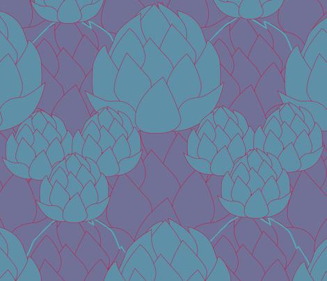 FM_arti fabric by yasminah_combary on Spoonflower - custom fabric