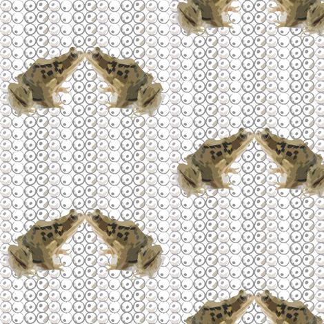 Ribbit Ribbit fabric by sarah_jane_jackson on Spoonflower - custom fabric