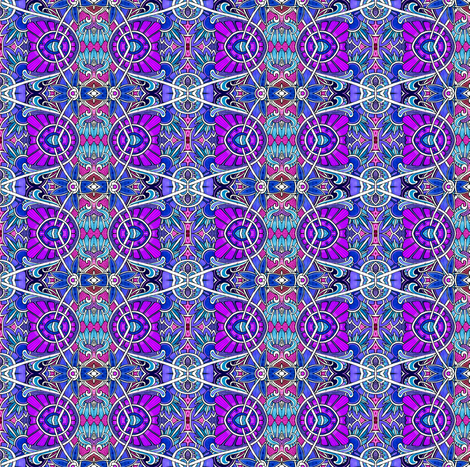 The Soul of a Sine Machine fabric by edsel2084 on Spoonflower - custom fabric