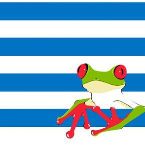 Fiaba Frogs and Stripes