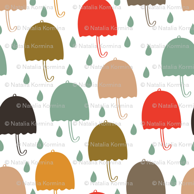 Umbrellas_pattern