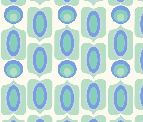 mod_géometrique_vert_L fabric by nadja_petremand on Spoonflower - custom fabric