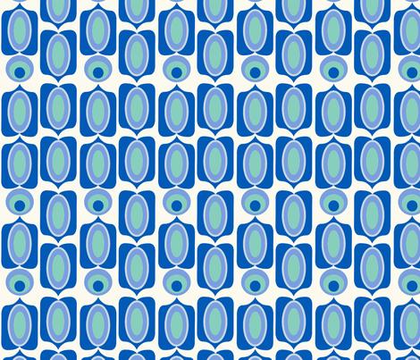 mod_géometrique_bleu_M fabric by nadja_petremand on Spoonflower - custom fabric