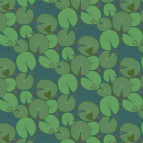frogs and tadpoles and frog eggs, oh my! - unisex