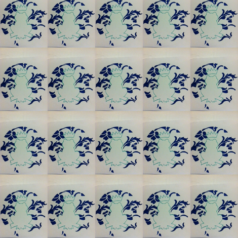 frogfinal fabric by runner33 on Spoonflower - custom fabric