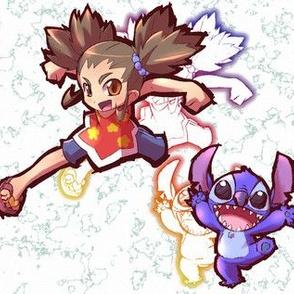 Stitch & Yuna
