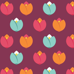 Spring Fair {Raspberry}