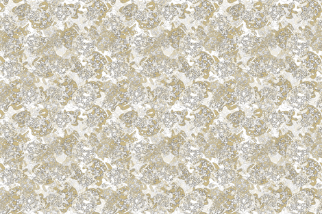 Sea Turtles Khaki fabric by lulabelle on Spoonflower - custom fabric