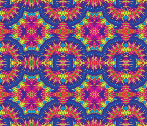 Geranium Cranesbill fabric by koalalady on Spoonflower - custom fabric