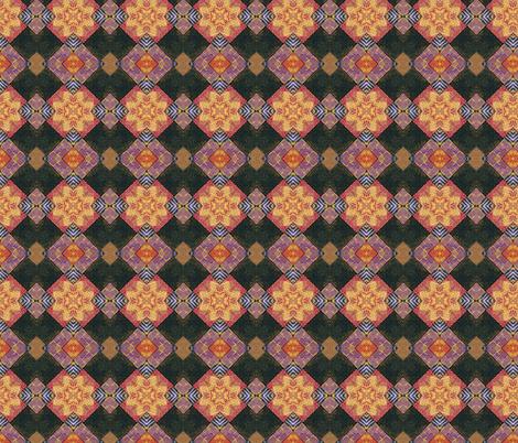 Polymer Clay-Mosaic Tile kal 2 fabric by koalalady on Spoonflower - custom fabric