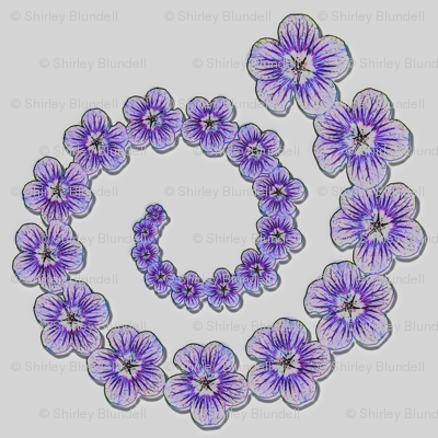 Spiral of Flowers-small