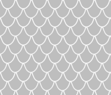 Rope_Swags fabric by tinawilson on Spoonflower - custom fabric