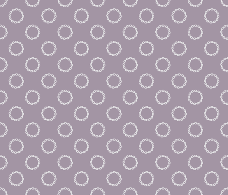 Chain_Rings fabric by tinawilson on Spoonflower - custom fabric