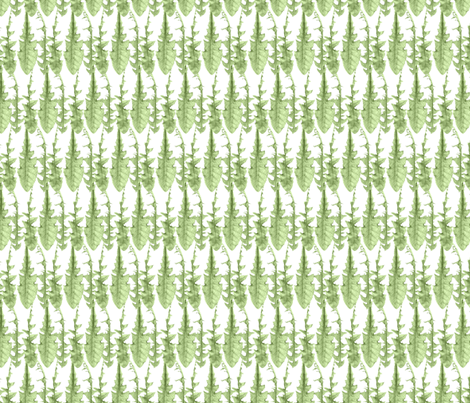Dandy_Rows fabric by tinawilson on Spoonflower - custom fabric