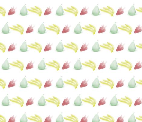 Fruit fabric by riyah-li_designs on Spoonflower - custom fabric