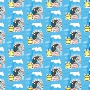 Happy2Ewe-Blue