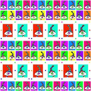 Ten Silly Faces