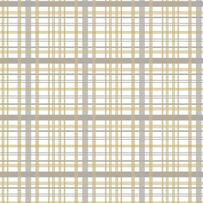 Neutral Plaid