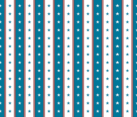 Movie Star fabric by peacefuldreams on Spoonflower - custom fabric
