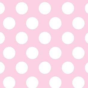 indian princess dots large pink