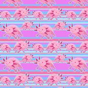 Axolotl Stripes