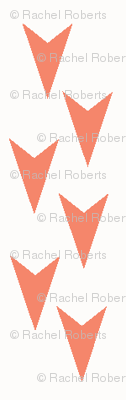 Coral Arrowhead - Coral Arrows