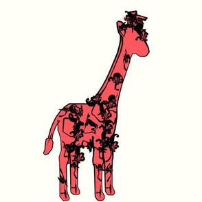 Coral Giraffe
