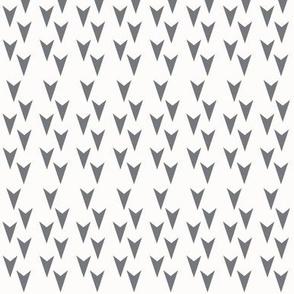Grey Arrowhead - Grey Arrow