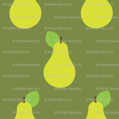 Peary Pretty {Green}