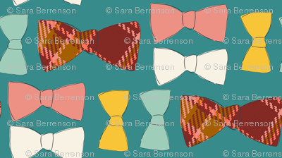 Bitty Bow Ties