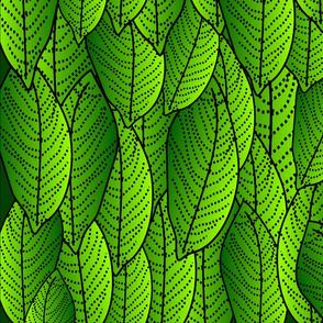 Green Leaves Botanical