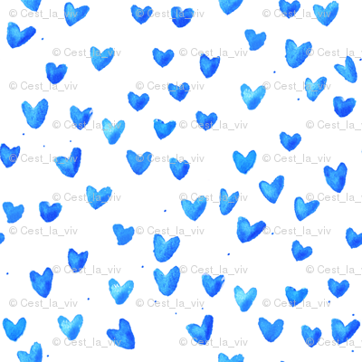 cestlaviv_new blue hearts