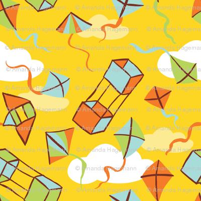 Fly a Kite - Golden Sun