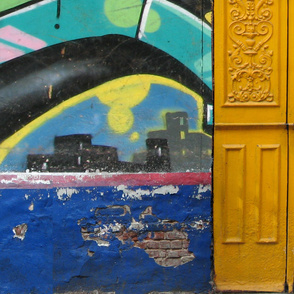 Graffiti Wall 1 Right