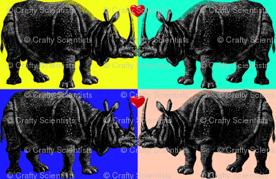 Rhino Luv Bold
